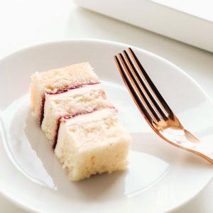 luxury wedding cake samples by post